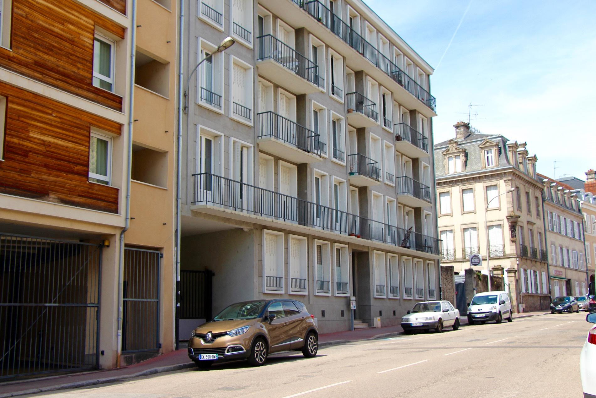 vente limoges hyper centre appartement avec garage